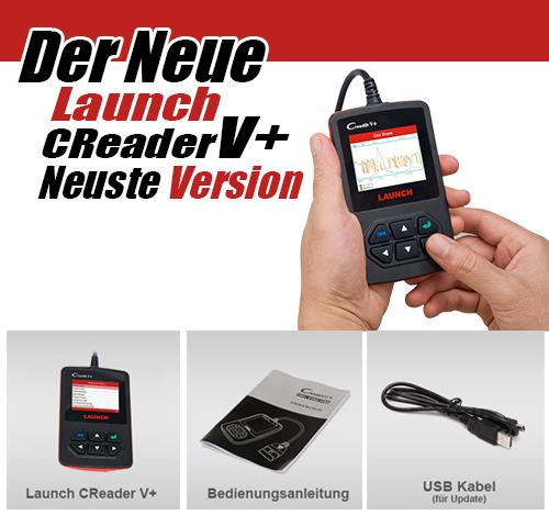 launch creader v 5 obd2 kfz diagnoseger t tester scanner. Black Bedroom Furniture Sets. Home Design Ideas